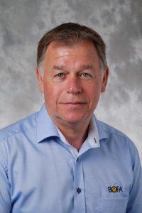 Jan Paulsen, Afdelingsleder Genbrugscenter, Mail: jp@bofa.dk, telefon: 56 92 55 62