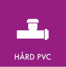 Hård PVC