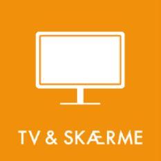 TV og skærme